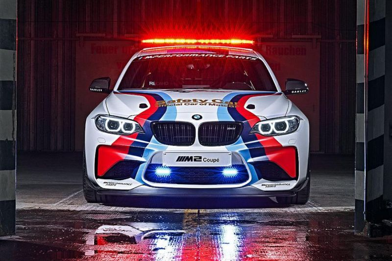 MotoGP 2016 BMW M2 Safety Car F87 Tuning 5 MotoGP 2016   BMW M2 Safety Car mit 370 PS