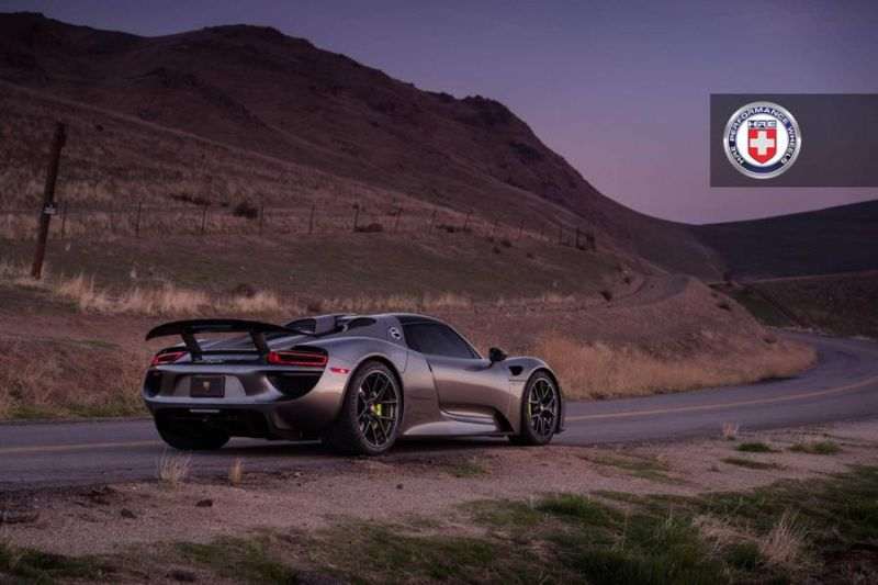 porsche 918 spyder tuning dub magazine edo competition. Black Bedroom Furniture Sets. Home Design Ideas