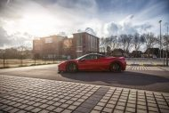 Prior Design Ferrari 458 Italia Dragon Fire Red by Folienwerk NRW 1 190x127 Prior Design Ferrari 458 Italia in Dragon Fire Red by Folienwerk