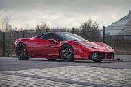 Prior Design Ferrari 458 Italia Dragon Fire Red by Folienwerk NRW 8 190x127 Prior Design Ferrari 458 Italia in Dragon Fire Red by Folienwerk