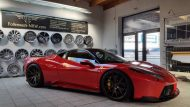 Prior Design PD458 Ferrari 458 Italia by Folienwerk NRW 7 190x107 Prior Design Ferrari 458 Italia in Dragon Fire Red by Folienwerk