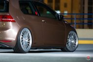 SDOBBINS Mk7 VW GTI Vossen Forged LC Series Wheels LC 106T Vossen Wheels 2016 Tuning 14 190x127 VW Golf VII GTI mit Vossen Wheels LC 106T Alu's