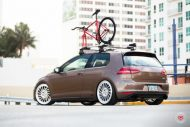 SDOBBINS Mk7 VW GTI Vossen Forged LC Series Wheels LC 106T Vossen Wheels 2016 Tuning 30 190x127 VW Golf VII GTI mit Vossen Wheels LC 106T Alu's