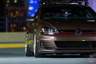 SDOBBINS Mk7 VW GTI Vossen Forged LC Series Wheels LC 106T Vossen Wheels 2016 Tuning 4 190x127 VW Golf VII GTI mit Vossen Wheels LC 106T Alu's