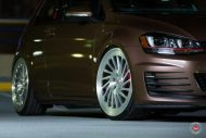 SDOBBINS Mk7 VW GTI Vossen Forged LC Series Wheels LC 106T Vossen Wheels 2016 Tuning 5 190x127 VW Golf VII GTI mit Vossen Wheels LC 106T Alu's