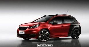 Sportliches Mini SUV Peugeot 2008 GTi by X Tomi Design e1455960724358 310x165 Einzelstück: Peugeot 308 GTi Widebody by Arduini Massimo
