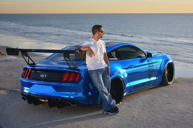Stage 3 Performance 720PS Ford Mustang S550 Tuning 3