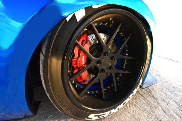 Stage 3 Performance 720PS Ford Mustang S550 Tuning 6