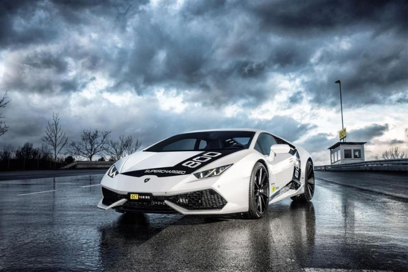 Supercharged O.CT800 Lamborghini Huracan 805PS & 810NM im Lamborghini Huracan von O.CT Tuning