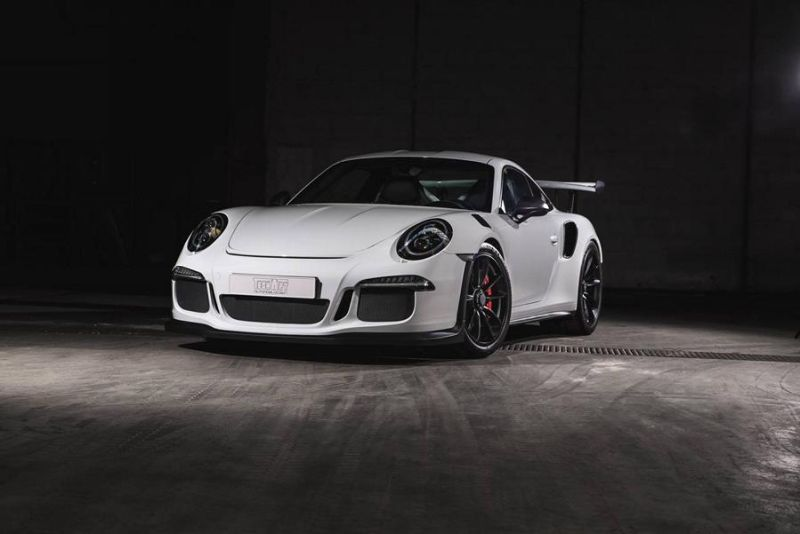 TechArt Porsche 911 991 GT3 RS Carbon Line Tuning 1 TechArt Porsche 911 (991) GT3 RS Carbon Line