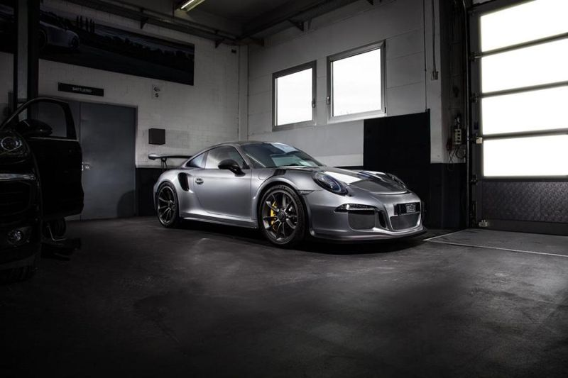 TechArt Porsche 911 (991) GT3 RS Carbon Line Tuning 2