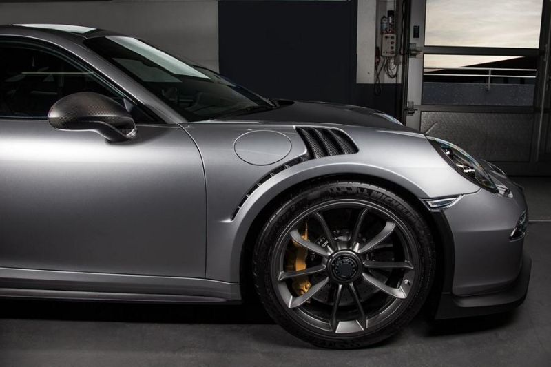 TechArt Porsche 911 (991) GT3 RS Carbon Line Tuning 3