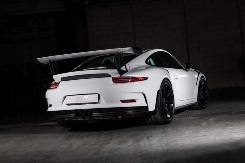 TechArt Porsche 911 (991) GT3 RS Carbon Line Tuning 4