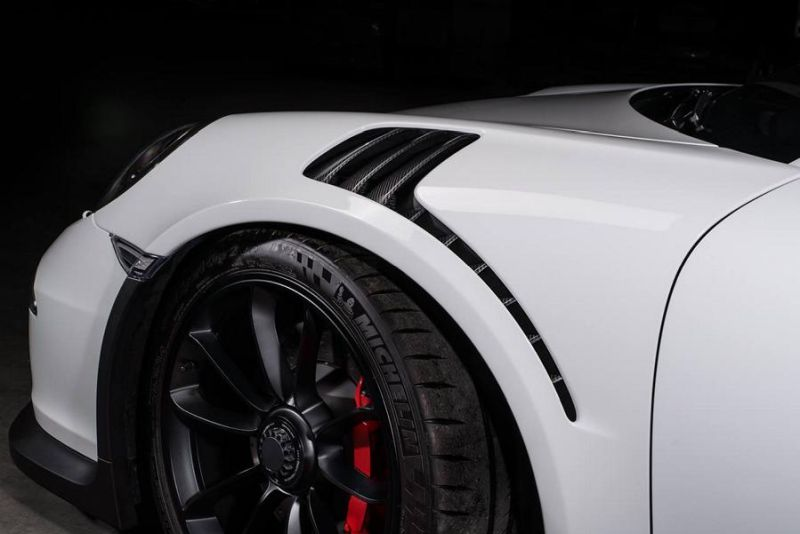 TechArt Porsche 911 (991) GT3 RS Carbon Line Tuning 5