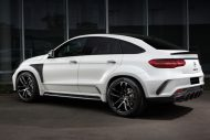 TopCar GLE Coupe Inferno Carbon 63AMG Mercedes Benz Tuning 4 190x127 Mercedes Benz GLE Coupe Inferno vom Tuner TopCar