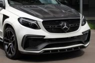 TopCar GLE Coupe Inferno Carbon 63AMG Mercedes Benz Tuning 8 190x127 Mercedes Benz GLE Coupe Inferno vom Tuner TopCar