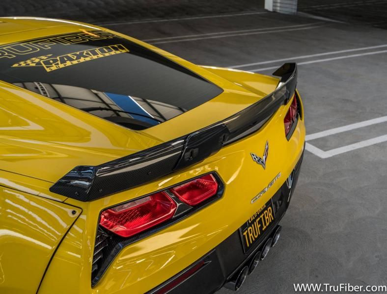 Trufiber Chevrolet Corvette C7 Z06 Widebody 1 Mega Fett   Trufiber Chevrolet Corvette C7 Z06 Widebody