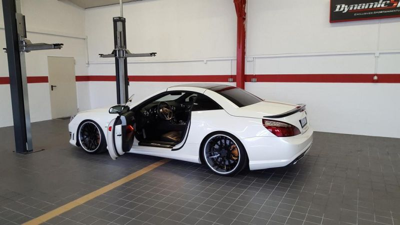 Tuning DynamicSpeed AutomobilDesign Mercedes SL63 AMG PP R231 3 DynamicSpeed AutomobilDesign   Mercedes SL63 AMG