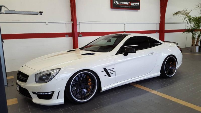 Tuning DynamicSpeed AutomobilDesign Mercedes SL63 AMG PP R231 4 DynamicSpeed AutomobilDesign   Mercedes SL63 AMG