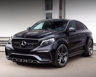 """Tuning Mercedes Benz GLE Coupe """"Inferno"""" TopCar 1 190x153 Mercedes Benz GLE Coupe Inferno vom Tuner TopCar"""