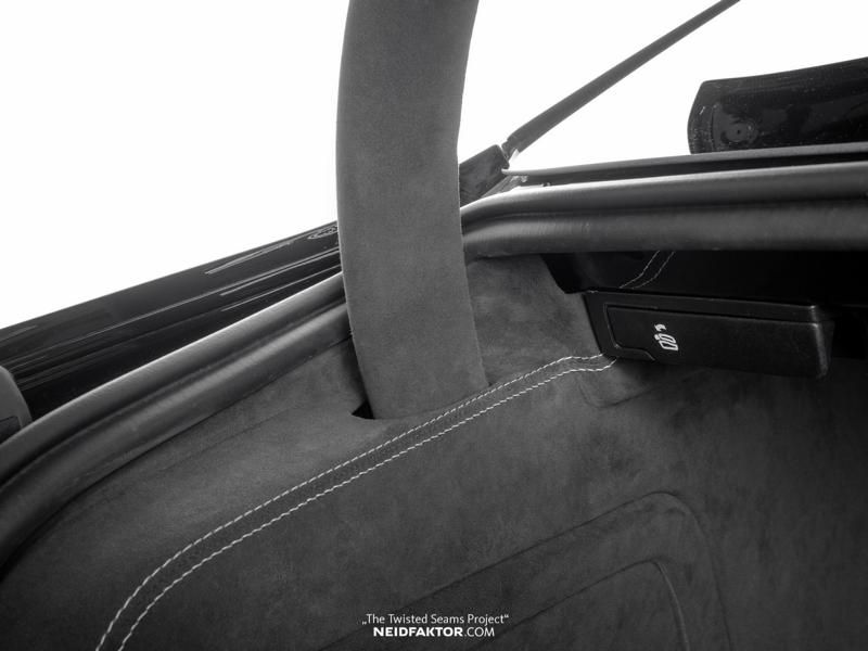 Twisted Seams Project Audi A5 by Neidfaktor Tuning 1 The Twisted Seams Project Audi A5 by Neidfaktor