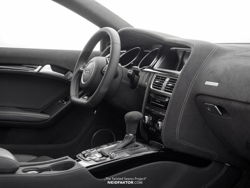 Twisted Seams Project Audi A5 by Neidfaktor Tuning 10