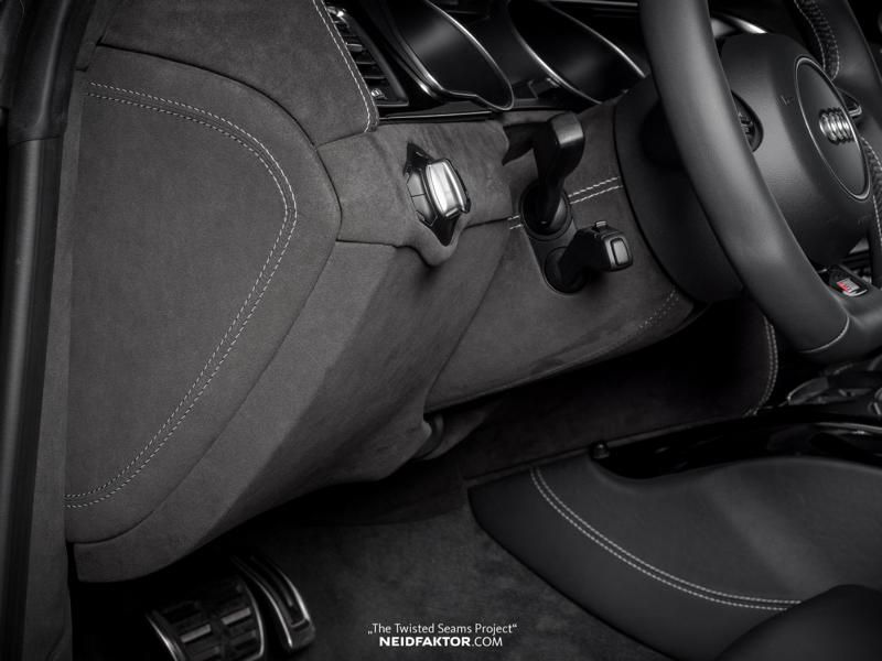 Twisted Seams Project Audi A5 by Neidfaktor Tuning 12