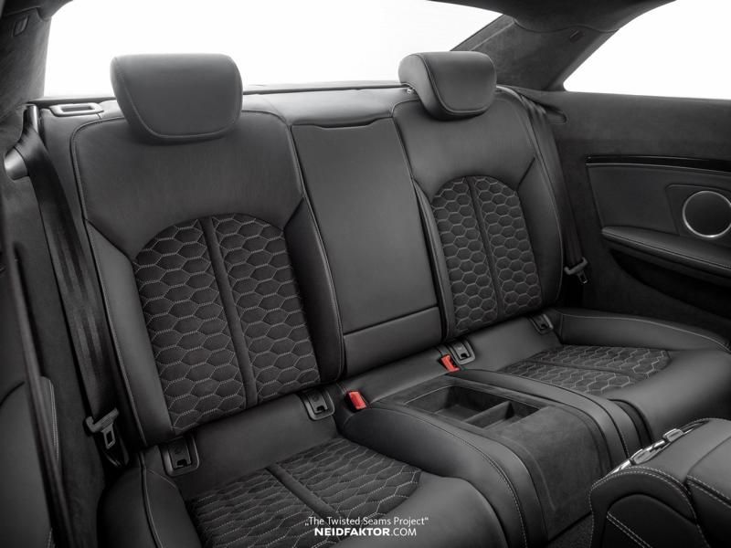 Twisted Seams Project Audi A5 by Neidfaktor Tuning 15