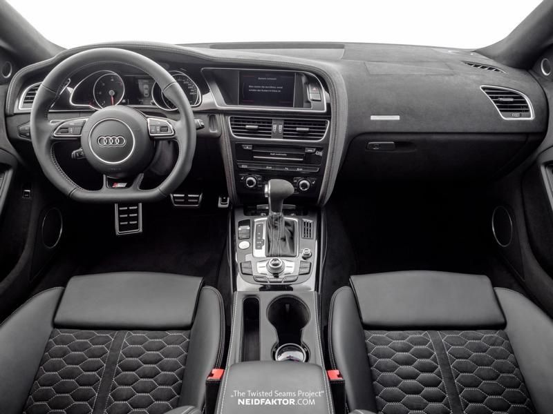 twisted seams project audi a5 by neidfaktor tuning 17 magazin. Black Bedroom Furniture Sets. Home Design Ideas