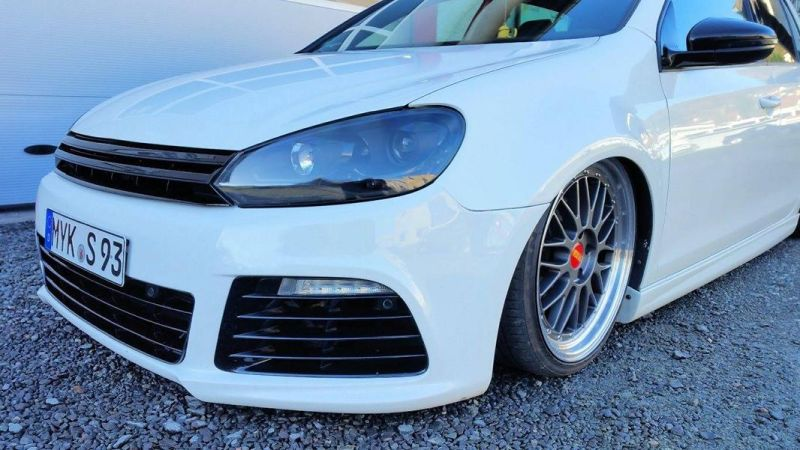 VW Golf 6 R Look HP Drivetech BBS Streetec 2 Perfekt   VW Golf 6 R Look mit HP Drivetech & BBS
