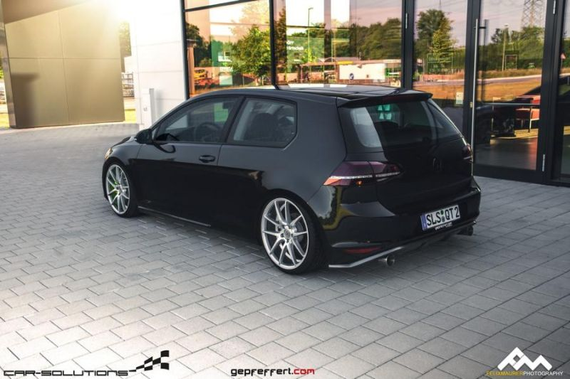 zu verkaufen vw golf 7 1 4tsi highline by car solution magazin. Black Bedroom Furniture Sets. Home Design Ideas