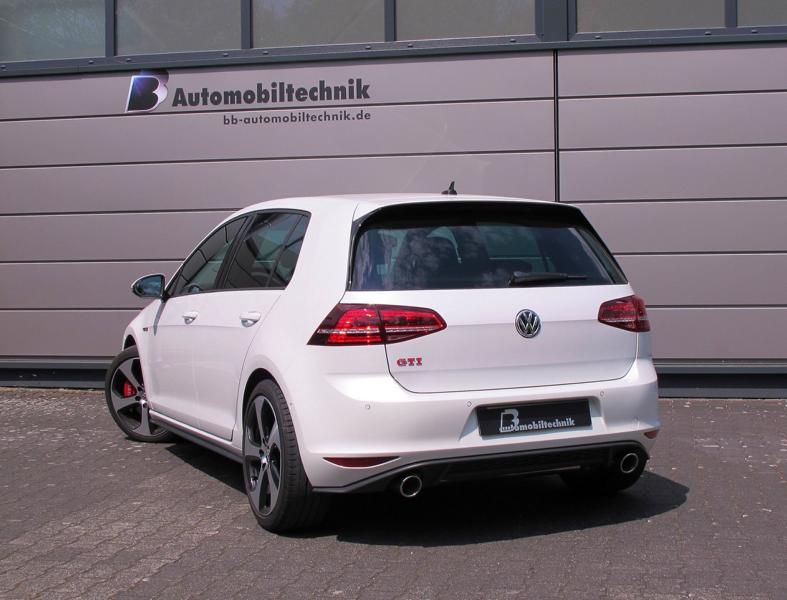 vw golf 7 gti performance 300ps by b b automobiltechnik. Black Bedroom Furniture Sets. Home Design Ideas
