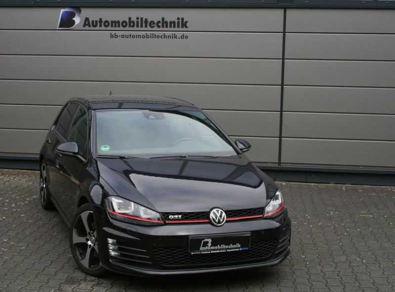 vw golf 7 gti performance mit 300ps by b b automobiltechnik magazin. Black Bedroom Furniture Sets. Home Design Ideas