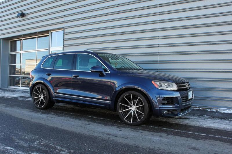 VW Touareg ABT Widebody Adv.1 Wheels Cargraphic Pfaff Tuning 1 VW Touareg Widebody & Adv.1 Wheels by Pfaff Tuning