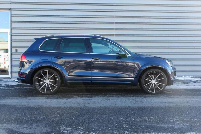 VW Touareg ABT Widebody Adv.1 Wheels Cargraphic Pfaff Tuning 3 VW Touareg Widebody & Adv.1 Wheels by Pfaff Tuning