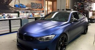 Vollfolierung BMW F82 M4 BlackBox Richter Car Wrapping Triton Aluminium Blue Tuning 1 1 e1455368146164 310x165 Vollfolierung am BMW F82 M4 von BlackBox Richter Car Wrapping
