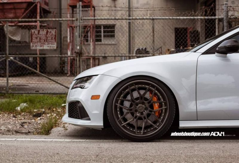 Wheels Boutique Audi A7 RS7 Tuning Adv.1 ADV.7 Felgen 3 Wheels Boutique   Audi A7 RS7 auf 21 Zoll ADV.1 Wheels Alu's