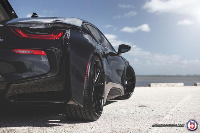 Wheels Boutique BMW i8 HRE P101 22 Zoll Tuning 12