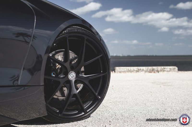 Wheels Boutique BMW i8 HRE P101 22 Zoll Tuning 13