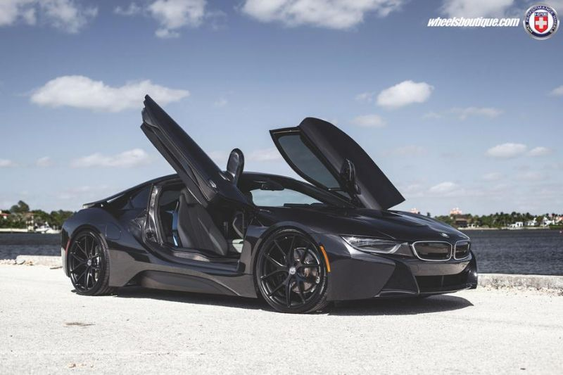 Wheels Boutique BMW i8 HRE P101 22 Zoll Tuning 20