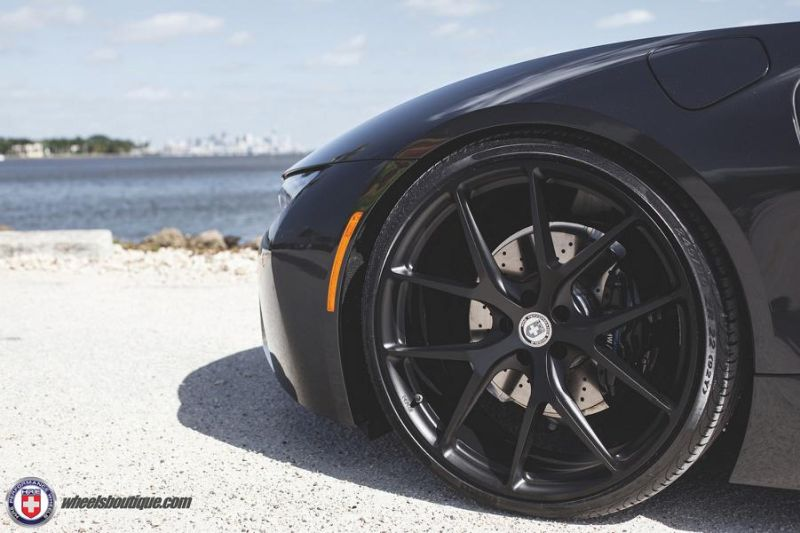Wheels Boutique BMW i8 HRE P101 22 Zoll Tuning 4