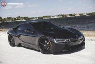 Wheels Boutique BMW i8 HRE P101 22 Zoll Tuning 7 190x127 Pechschwarz   Wheels Boutique BMW i8 auf HRE Alu's