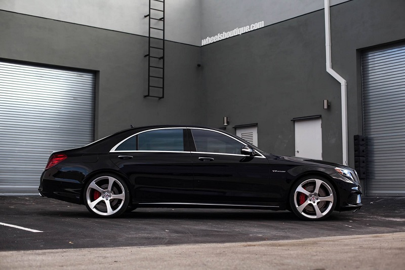 Wheels Boutique Mercedes Benz S63 AMG ‎HRE‬ ‪‎RS102M Tuning 1 Gute Wahl   Mercedes Benz S63 AMG auf ‎HRE‬ ‪‎RS102M Alu's