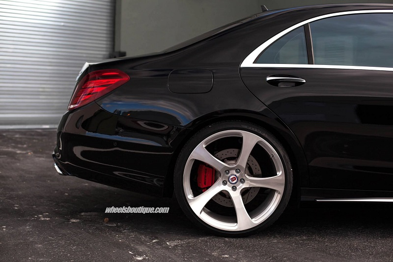 Wheels Boutique Mercedes Benz S63 AMG ‎HRE‬ ‪‎RS102M Tuning 2 Gute Wahl   Mercedes Benz S63 AMG auf ‎HRE‬ ‪‎RS102M Alu's