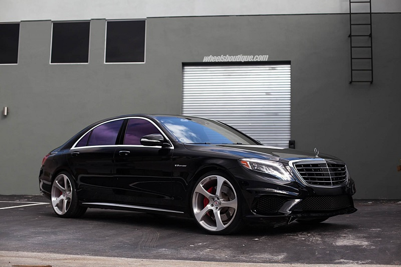 Wheels Boutique Mercedes Benz S63 AMG ‎HRE‬ ‪‎RS102M Tuning 4 Gute Wahl   Mercedes Benz S63 AMG auf ‎HRE‬ ‪‎RS102M Alu's