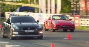 1.000PS Porsche 911 997 Turbo vs. 670PS Nissan GT R e1457155020288 310x165 Video: 1.000PS Porsche 911 (997) Turbo vs. 670PS Nissan GT R