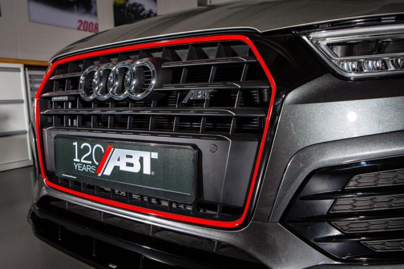 120 YEARS-Edition Audi Q3 SUV Limited Tuning SUV 4