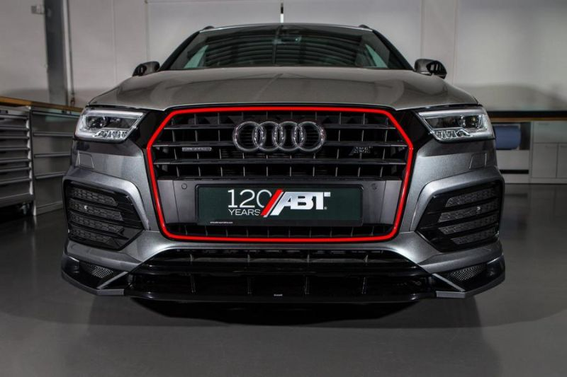 120 YEARS-Edition Audi Q3 SUV Limited Tuning SUV 5