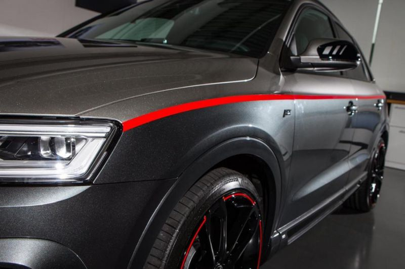 120 YEARS-Edition Audi Q3 SUV Limited Tuning SUV 6