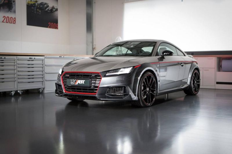 120 YEARS Edition Audi TT TTs ABT Sportsline GmbH Tuning 370PS 1 120 YEARS Edition Audi TT & TTs von ABT Sportsline GmbH